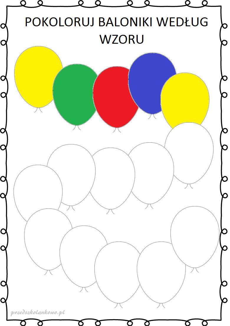 Karnawałowe Karty Pracy Zestaw 1 Przedszkolankowo