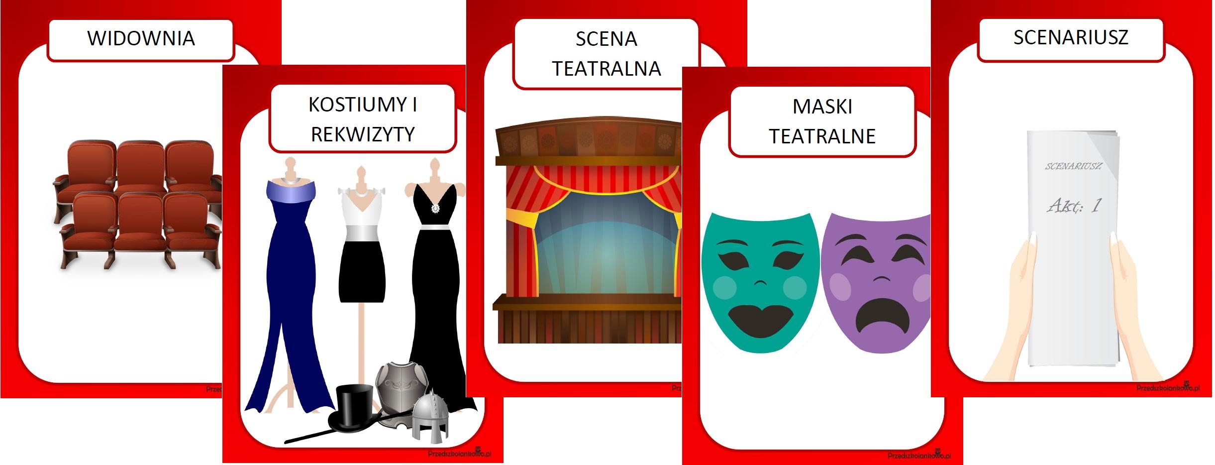 Teatr Plansze Przedszkolankowo