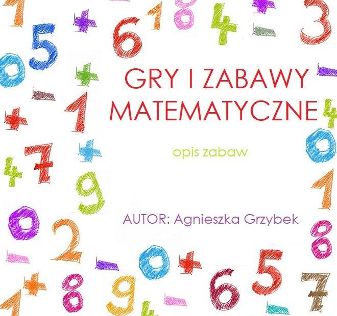 Gry I Zabawy Matematyczne Opisy Zabaw Przedszkolankowo