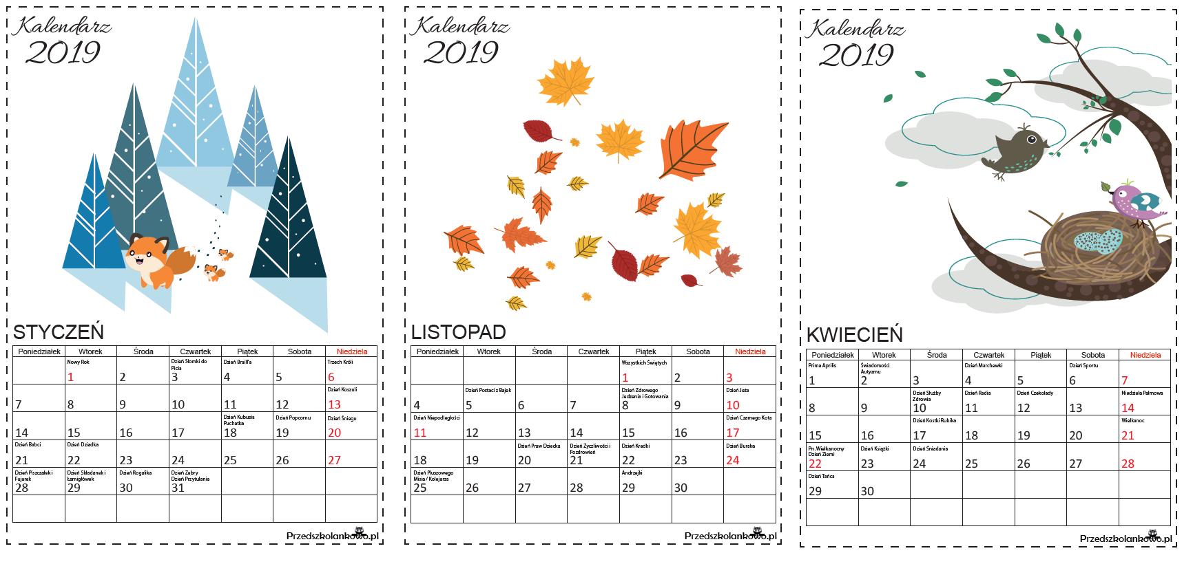 Kalendarz Swiat Nietypowych Oraz Inne Kalendarze Na Rok